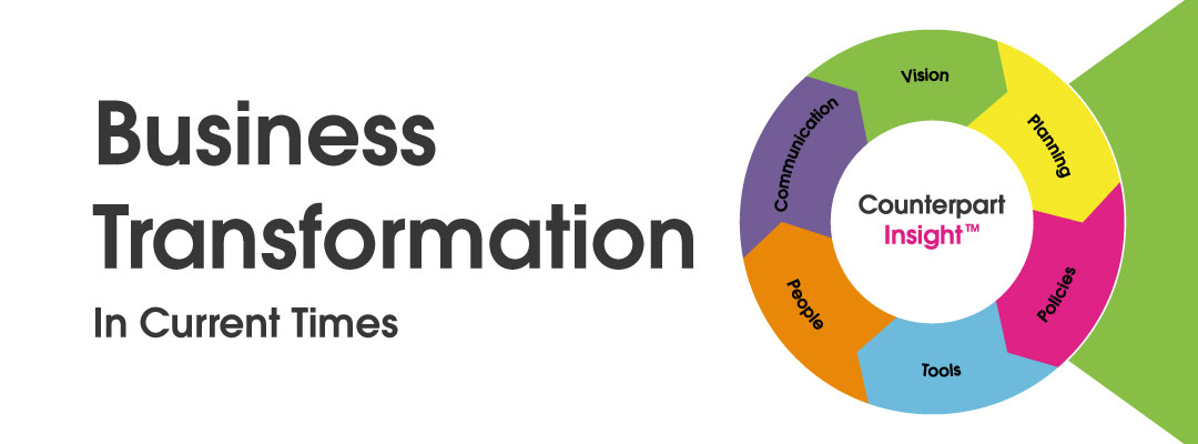 Business Transformation in Current Times